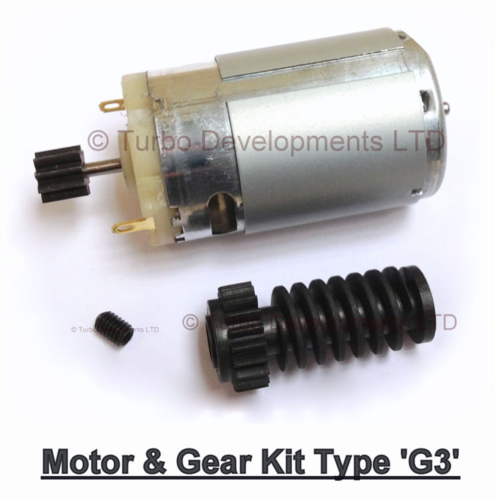 Garrett Repair Kit